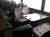 Intérieur table - Autocar de luxe
