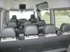 Vue du coffre - Sprinter 11 passagers